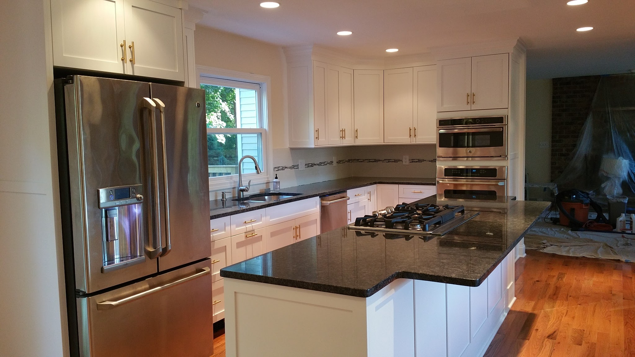 Kitchen Cabinets Spray Finishes | Paint Track Painting ...