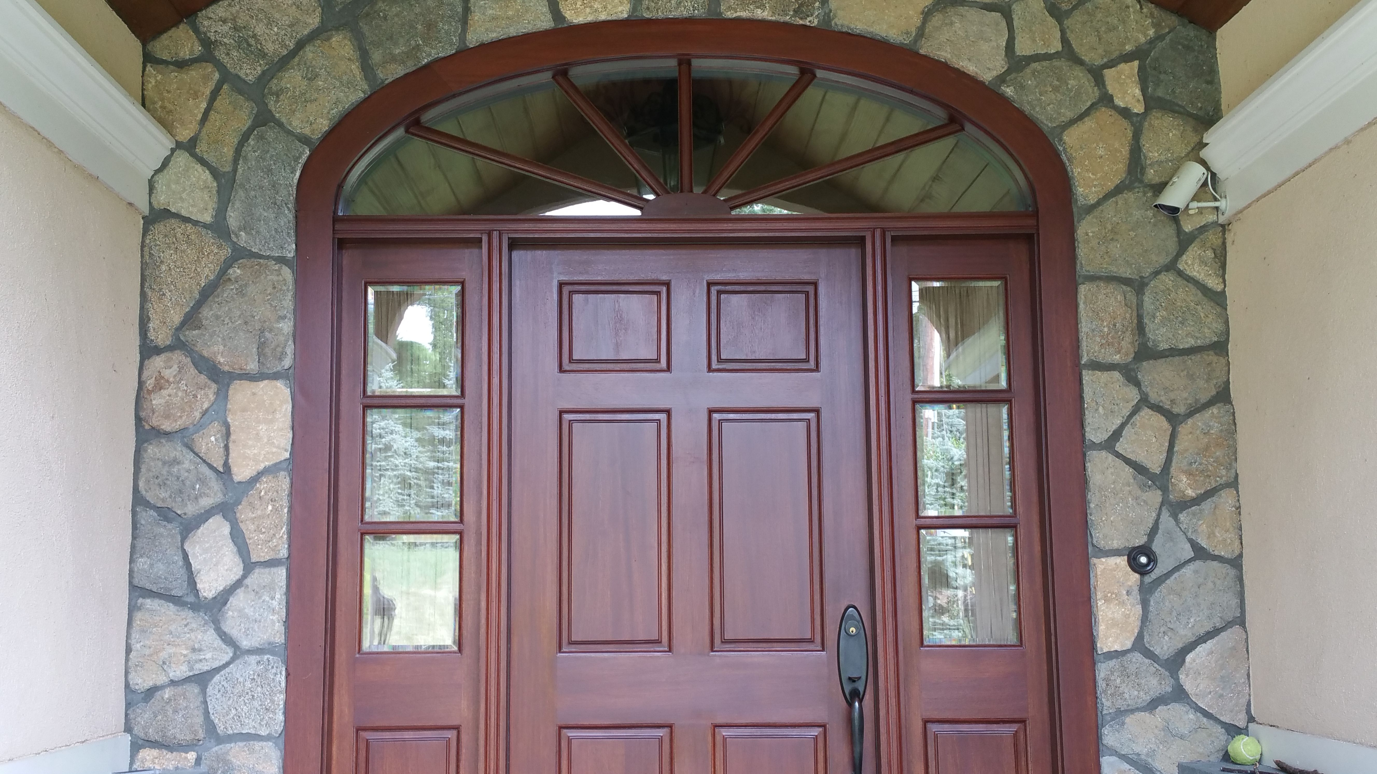 Guide On Staining Vinyl Therma Tru Doors Paint Track