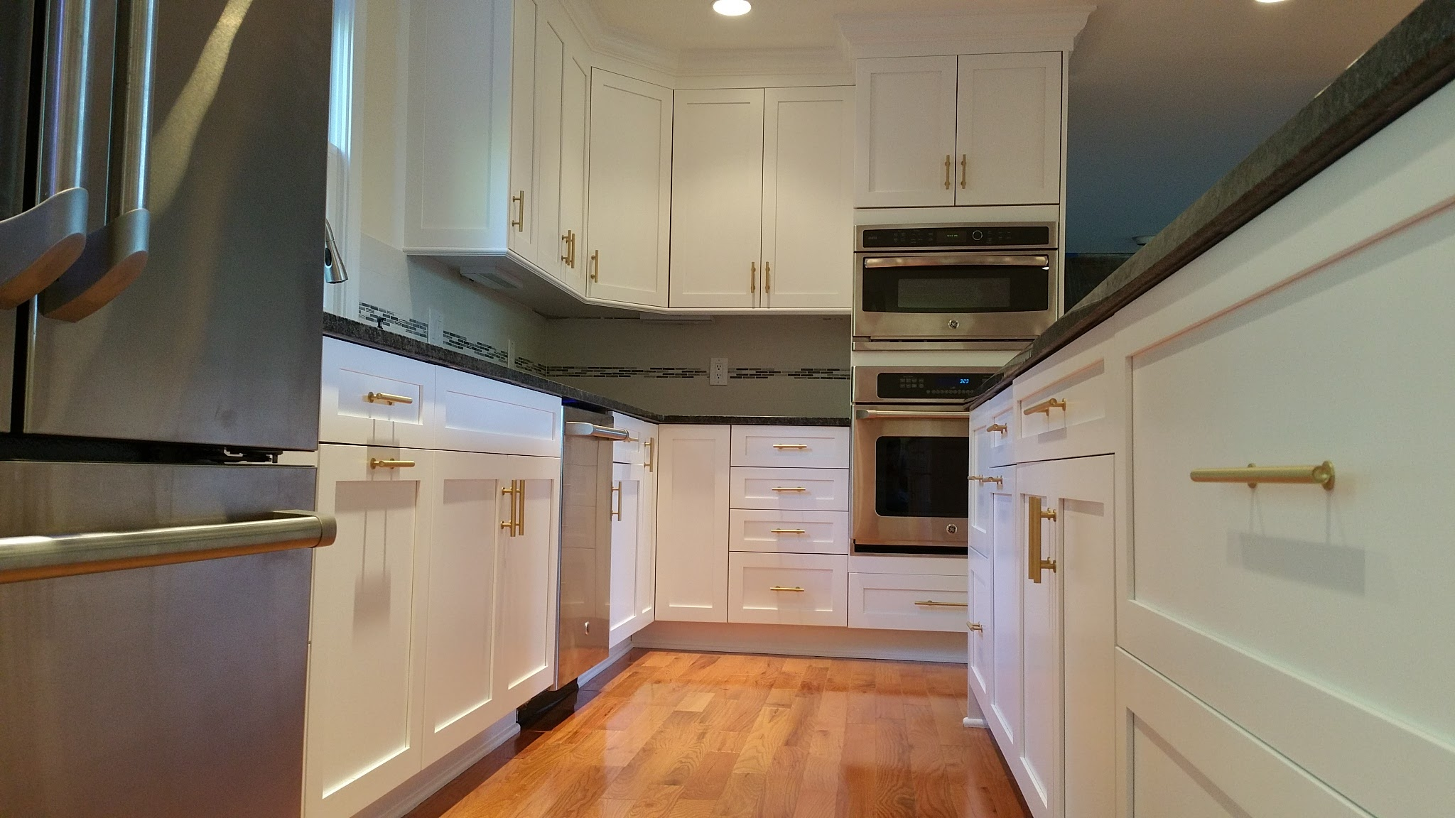 finishes queenstown farm gray general cabinet cabinets painting paint milk sink up painted close with paintingkitchencabinets kitchen