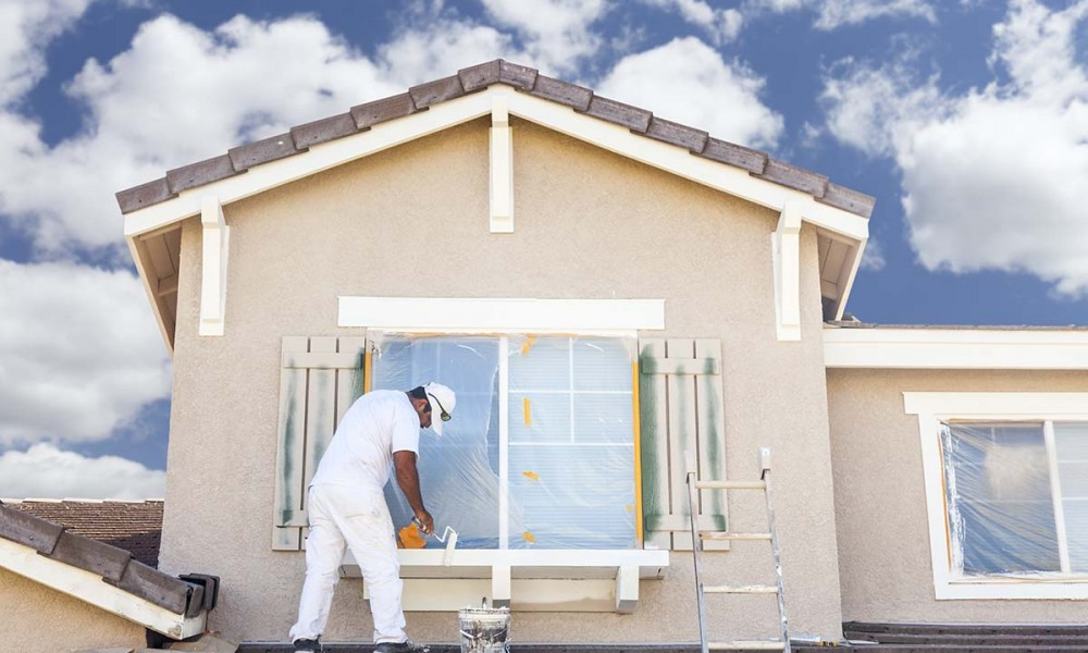 Exterior Painting Paint Track Painting Services